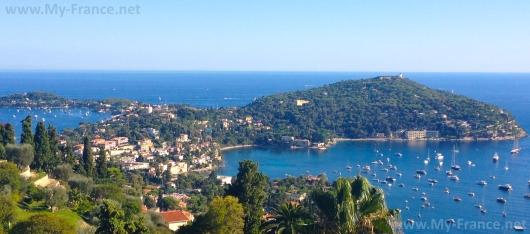 Очаровательный лазурный берег Франции