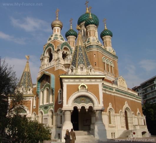 Русская православная церковь в Ницце