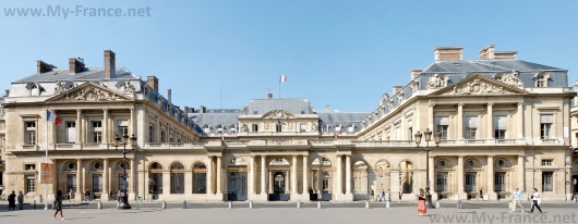 Пале-Рояль в Париже