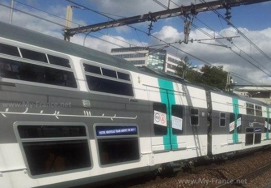 Поезд RER линии A