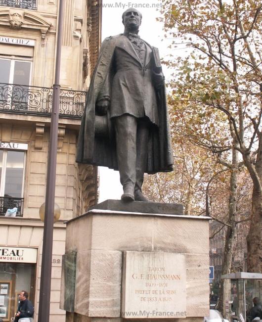 Памятник Осману
