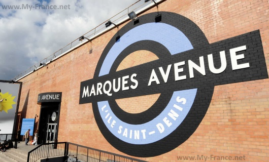 Аутлет Marques Avenue Troyes