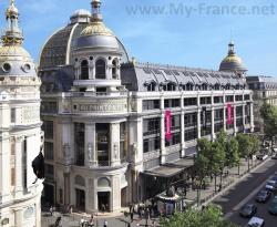 Au Printemps в Париже