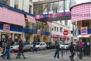 Универмаг TATI в Париже