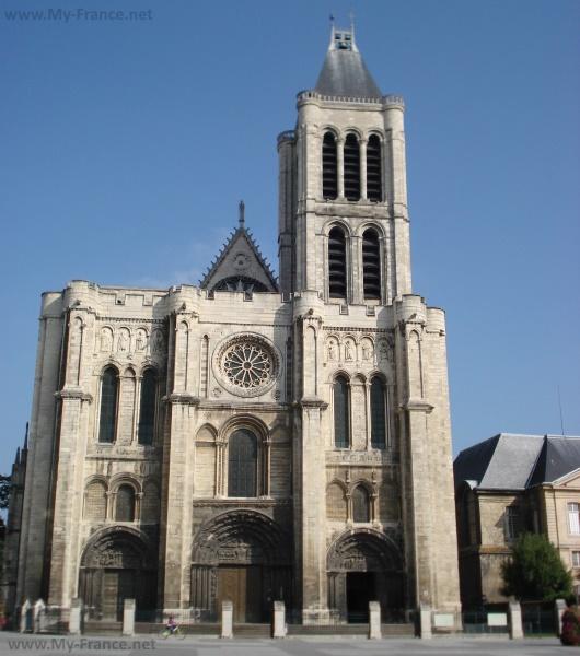 Самая готическая базилика Парижа – Базилика Сен-Дени