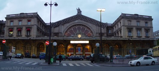 Gare de l'Est – Восточный вокзал