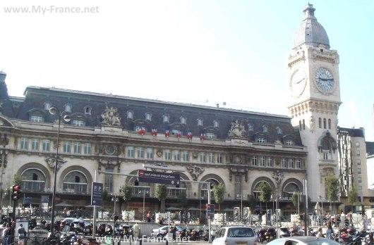 Gare de Lyоn – Лионский вокзал
