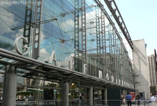 Gare Montparnasse – Вокзал Монпарнасс